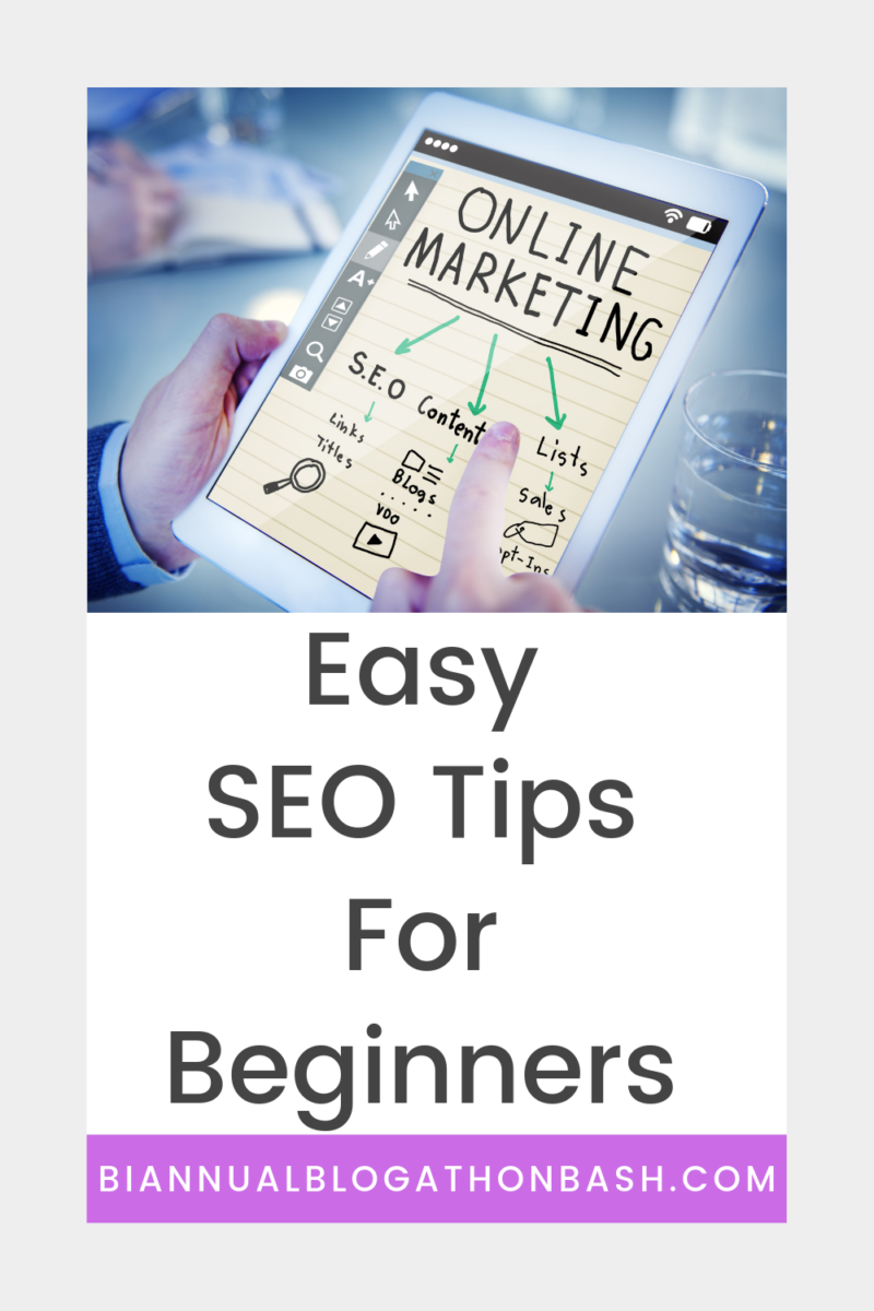 Someone holding an online marketing plan that shows where SEO fits in.