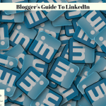 A pile of LinkedIn Symbols.
