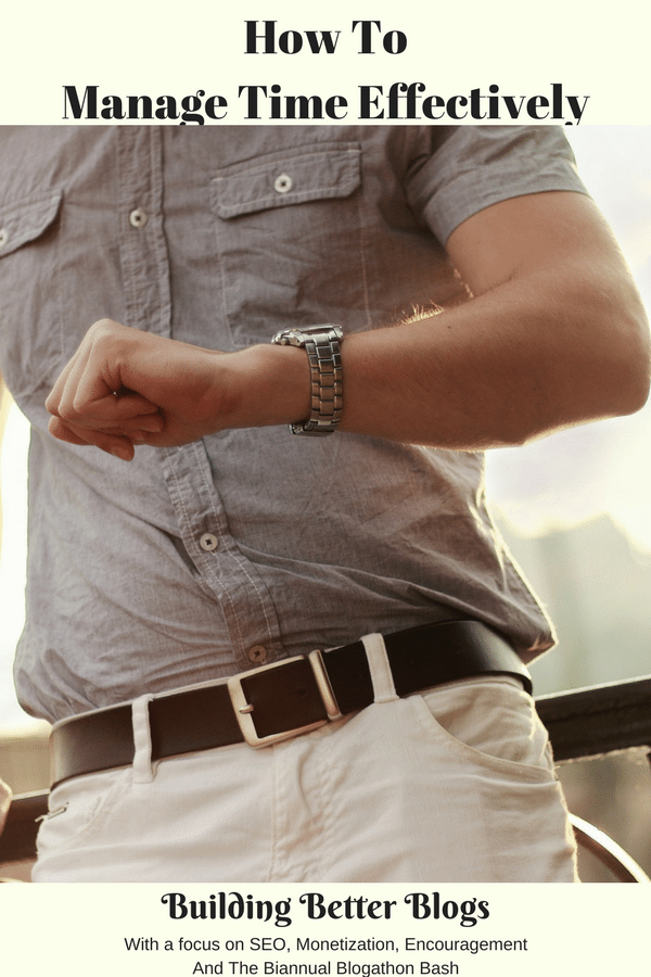 A man looking at his wrist watch.